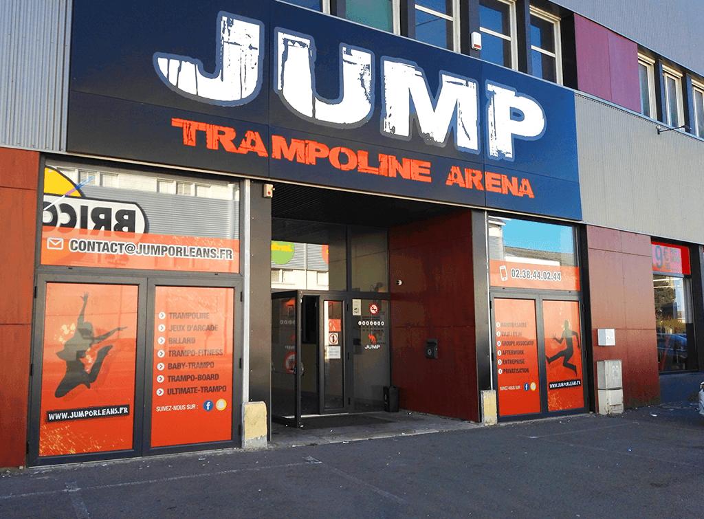 JUMP Orléans - micro-perforé
