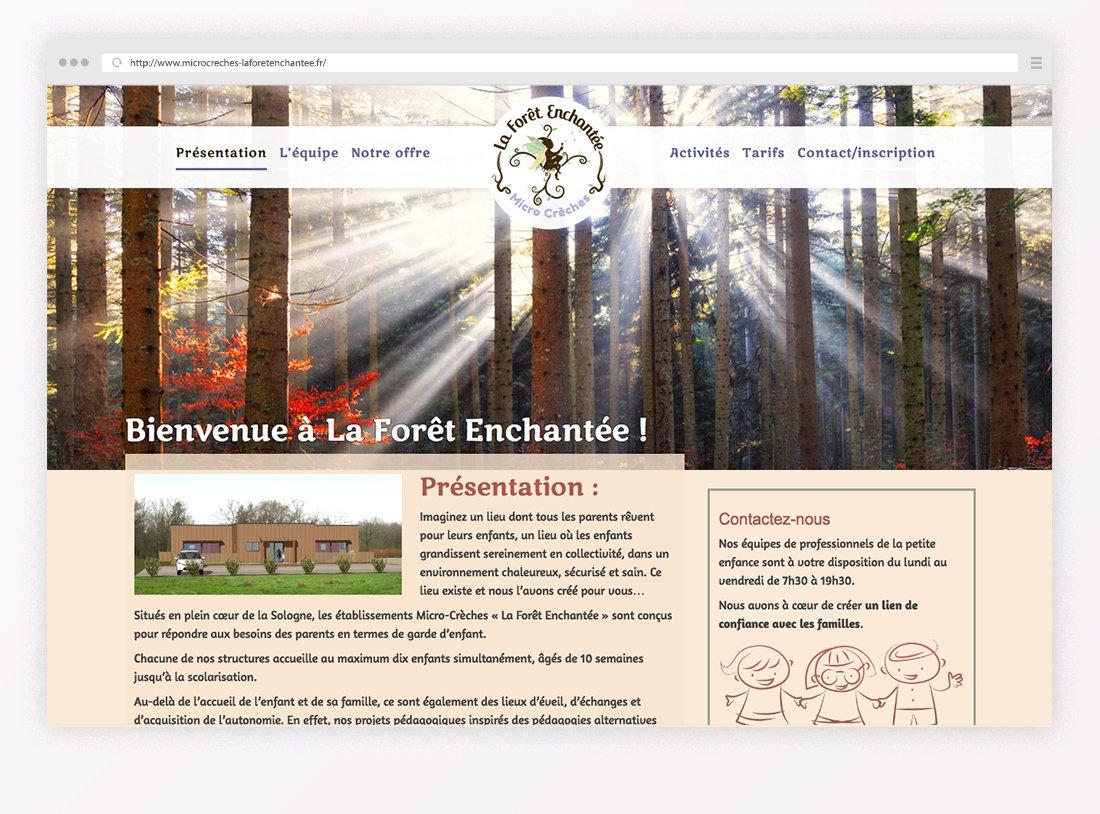 Micro-crèches La Forêt Enchantée (3)