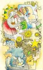 illustration - Whornat